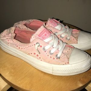 Converse Elastic Heel Shoes